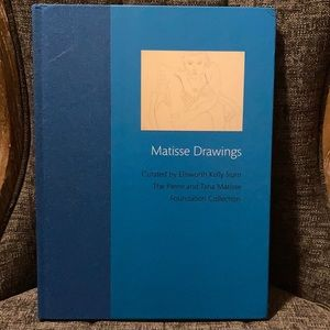 Matisse Drawings Book